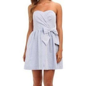 Lilly Pulitzer Size Medium Blue Dress